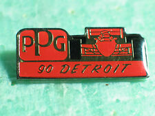 1990 PPG Racing , Detroit Race Track PPG Event Pin , Lapel Pin