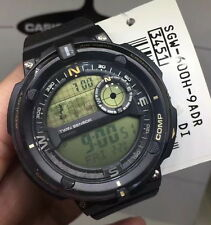 Casio Outgear Compass and Thermometer Men's Watch SGW-600H-9A