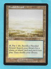 MTG Magic the Gathering Onslaught FLOODED STRAND Rare fetch dual land M/NM