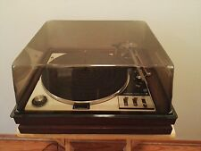 Garrard Zero 100 Turntable - Works but Sold for Parts or Repair