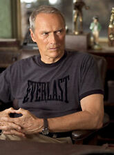 PHOTO MILLION DOLLAR BABY- CLINT EASTWOOD (P1) FORMAT 20X27 CM