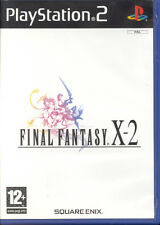 Final Fantasy X-2 PAL PS2 (nuevo Y Sellado)