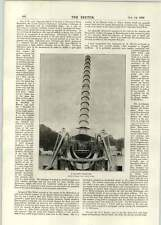 1896 Gigantic Telescope Berlin Exposition Robert John Strutt