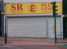 ELECTRIC SHOPFRONT SECURITY ROLLER SHUTTER DOORS - installation available