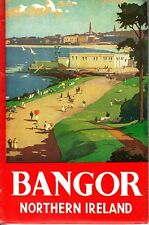 Bangor County Down Official Guide 1952-53 Northern Ireland Ads