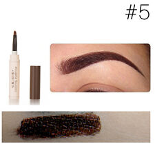 Women Long Lasting Makeup Eyebrow Tinted Brow Gel Tame Mascara Brush Beauty