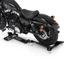 Rangierschiene Suzuki Intruder VS 800 ConStands M2 schwarz Rangierhilfe