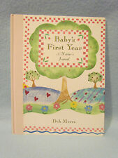 Vintage ~Baby's First Year~ Memory Keepsake Record Book Photo Album Journal-New