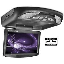 "Carmedien 10"" DVD Deckenmonitor CM-DM10DVD mit SD und USB A/V IN IR Transmitter"