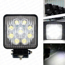 Car 27W 9 LED Square Shape Flood Light Off-Road Driving Roof Lamp For Chevrolet