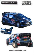 Colorado Decals 1/43 FORD FIESTA RS WRC #5 HIRVONEN PORTUGAL 2014