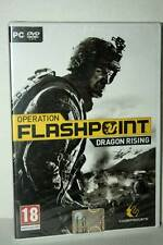 OPERATION FLASHPOINT DRAGON RISING NUOVO PC DVD VERSIONE ITALIANA VBC 44689
