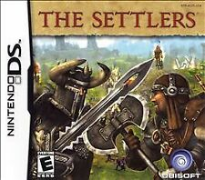 Settlers Nintendo DS Complete CIB *FAST FREE SHIPPING