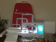 Husqvarna Viking Designer Diamond DeLuxe Sewing Embroidery Machine Electronic
