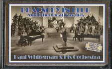 Rhapsody In Blue - Paul Whiteman (Cassette, Reader's Digest) NEW!