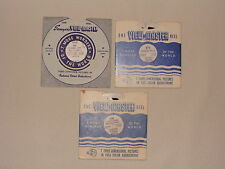3 SAWYER'S VIEW-MASTER REELS – OF CANADA