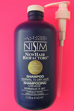 Nisim ANTI Hair Loss Shampoo (1L/33oz) GUARANTEED!! (For Normal-Dry) FREE SHIPPN