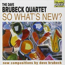 Dave Brubeck - So What'S New BOBBY MILITELLO JACK SIX RANDY JONES / Telarc CD