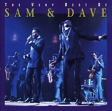 Very Best Of Sam & Dave - Sam & Dave (2009, CD NIEUW)