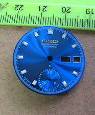 SEIKO Chronograph 6139 Blue Dial/Face  New