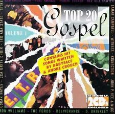 : Top 20 Gospel, Vol.1  Audio Cassette