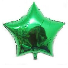"10PCS 10"" Five-pointed Star Helium Foil Balloon Holidays Party Accessories - CB"