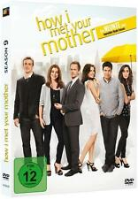 How I met your mother Staffel 9 / Season 9 komplett DVD Neu in Folie