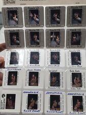 20 Alexandra Silk Rookie Roads Hustler Porn Star 35mm Nude Slide Police Photo