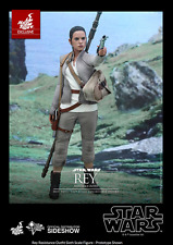 STAR WARS HOT TOYS REY RESISTANCE OUTFIT 1:6 SCALE EXCLUSIVE FIGURE HOTMMS337