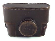 "Leica Leitz Leather Eveready Case for Leica Standard w/FOKOS (3/8"" Screw) #36523"