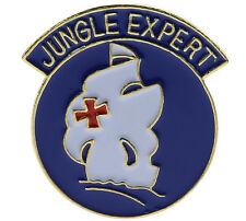 US Army Jungle Expert Tab JOTC Hat or Lapel Pin H14943D57