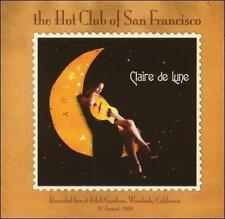 The Hot Club Of San Francisco Clair de Lune (CD)
