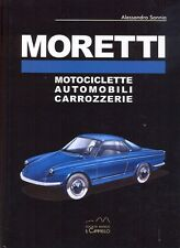 Moretti - Fiat coachbuilding carrozzeria ++ NEW book