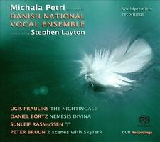 NEW - Nightingale by Michala Petri; Praulins; Bortz; Rasmussen