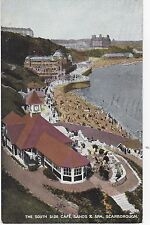 The South Side Cafe, Sands & Spa, SCARBOROUGH, Yorkshire