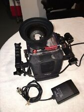 Ikelite underwater housing and JVC video camera