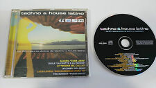 TECHNO & HOUSE LATINO 20 MEJORES EXITOS CD VALE MUSIC DJ 2004