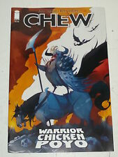 CHEW WARRIOR CHICKEN POYO #1 IMAGE COMICS