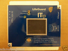 NEW Lifeguard Networks ITIP Network RS-232 Reporting SY-ITIP