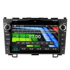 Car Radio DVD Player GPS Navigation For 2007 2008 2009 2010 2011 Honda CRV 2 DIN