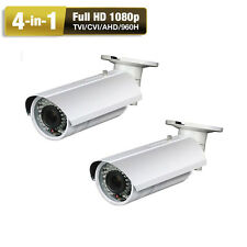 High Defintion 1080P 4-in-1 42IR OSD Security Camera for HD DVR SYSTEM f0