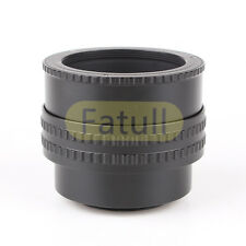 M52 Lens to M42 Camera Adjustable Focusing Helicoid Ring Adapter 25mm to 55mm