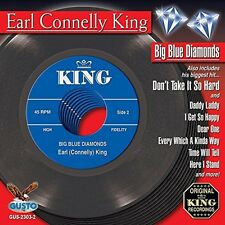 Big Blue Diamonds - Earl King (2014, CD NIEUW)