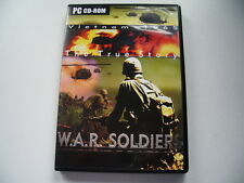 W.A.R. Soldiers-The True Story (PC)