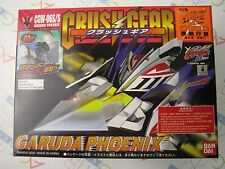 Crush Gear Turbo CGW-06S/S Garuda Phoenix 1/1 Scale 4WD Series Model Kit Bandai