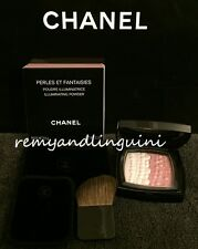 CHANEL PERLES ET FANTAISIES Illuminating Powder HIGHLIGHTER W/ SHOPPING BAG BNIB
