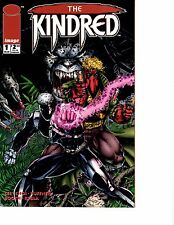 Lot Of 4 The Kindred Image Comic Book #1 2 3 4 Thor J193
