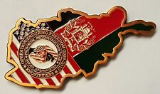 United States Department Of The Army & Navy OEF Khostriders Khowst, Afghanistan