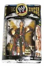 WWE CLASSIC SUPERSTARS RODDY PIPER 1 OF 20 1/20 TOY FIGURE GOLD GLOVES
