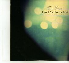 (DP479) Terry Emm, Loved And Never Lost - 2013 DJ CD